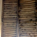 Haunted House Shutters