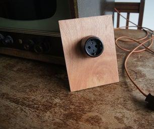假电源插头作为开关