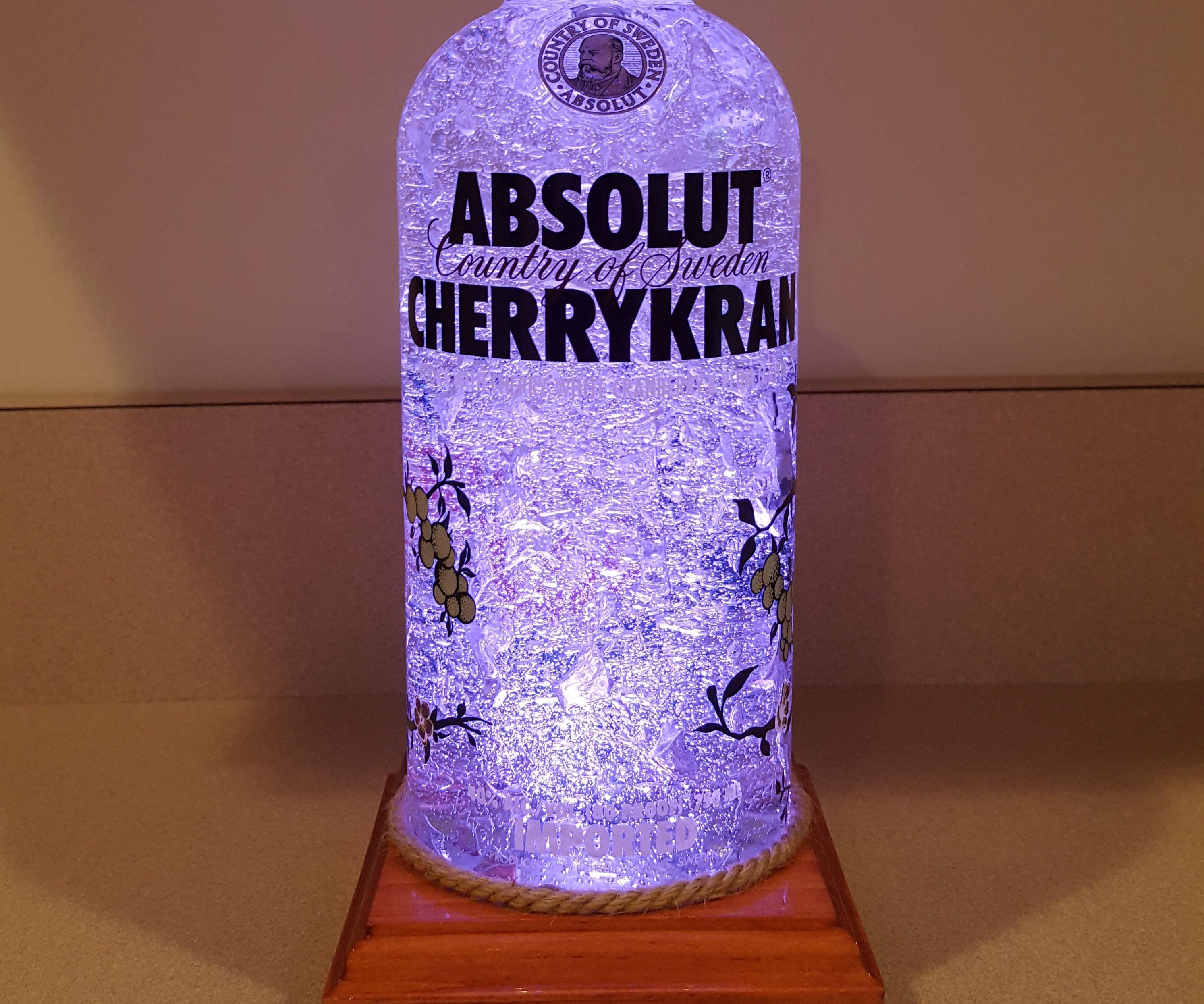 Liquor Bottle LED Light
