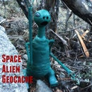 Space Alien Geocache