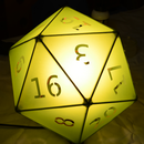 20 Sided Lamp