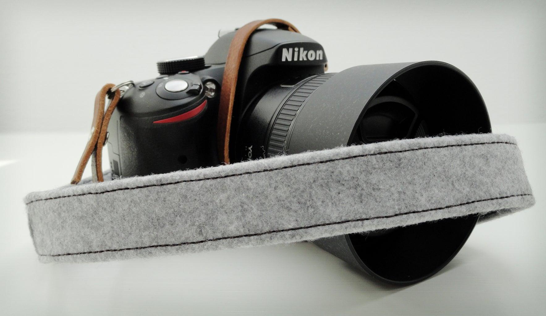 Enjoy Your New Camera Strap