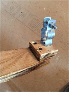 Attach Clamp for Heat Gun Nozzle