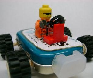 Altoids Smalls Toy Car