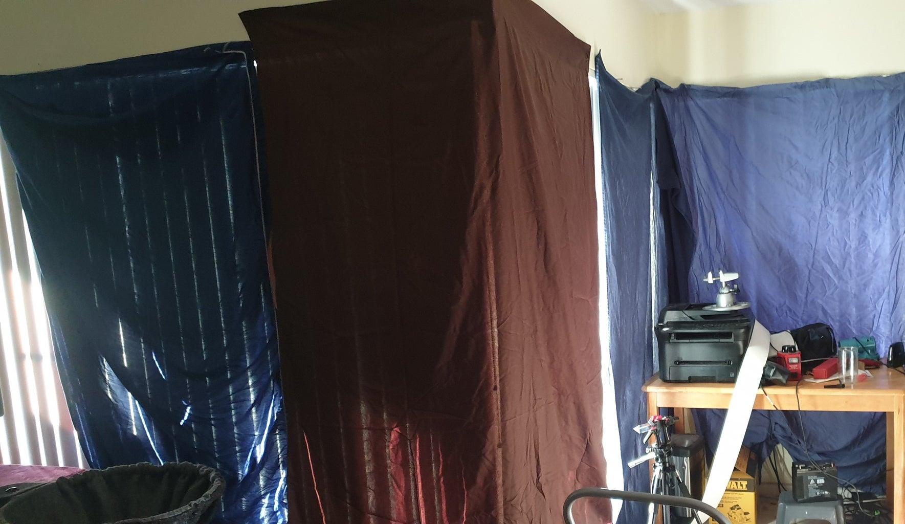 Step 1: Darken the Room