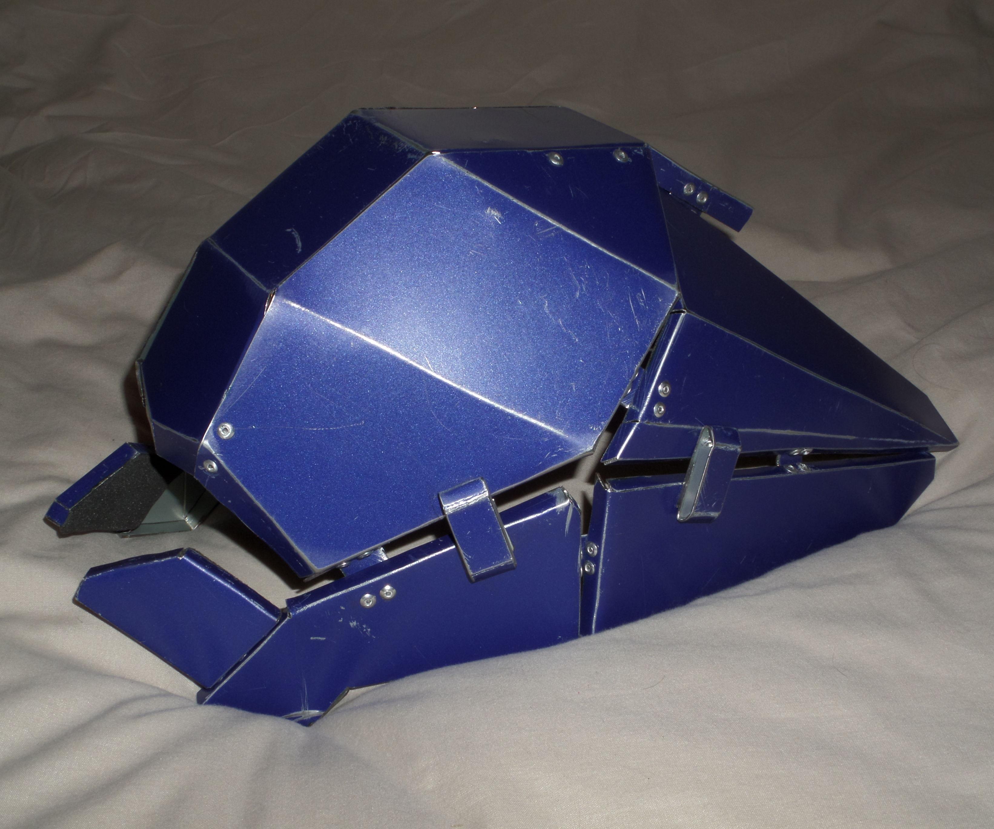 Metsal Cosmoclast Helmet (Destiny: Rise of Iron)