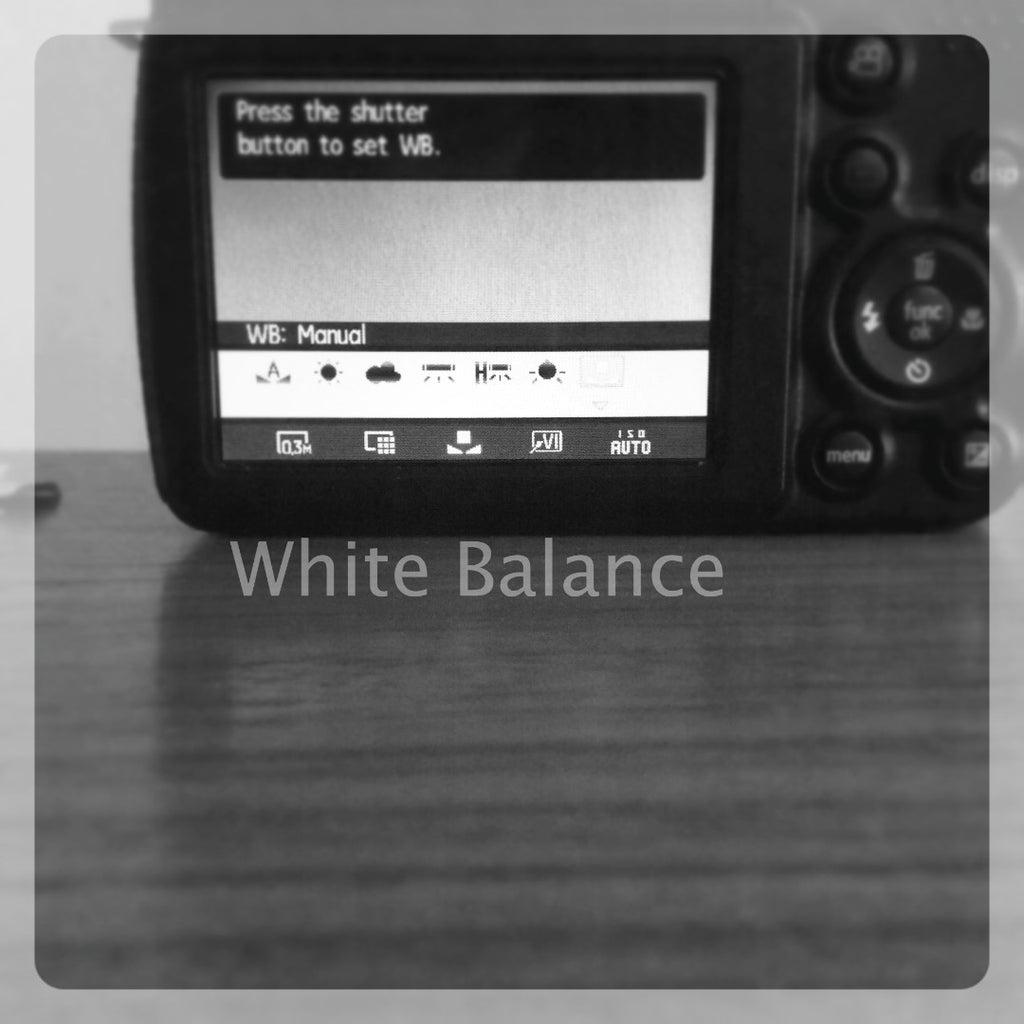 WB - White Balance, Well... It Sucks!
