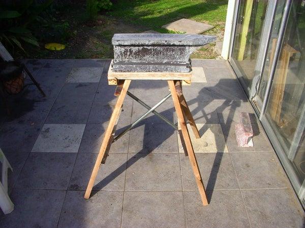 Yunque Y Mesa (anvil and Table)