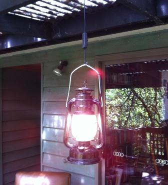 How to Make an Easy Electric Lantern