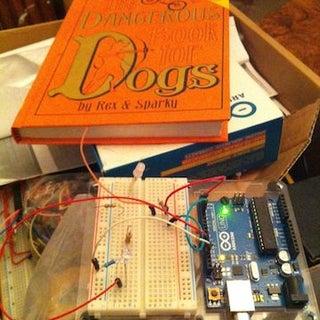 Arduino Tutorial: Capacitive Touch Sensors