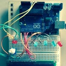 Arduino Ping Colleague Proximity