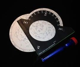 Starwheel for Backyard Astronomy (Planisphere)
