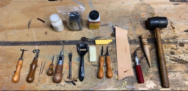 Acquire Materials and Tools