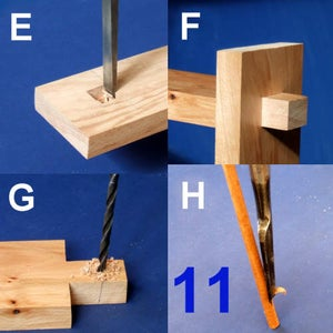 Making a Mortise and Tenon