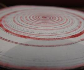 Circular Cardboard Color Creator