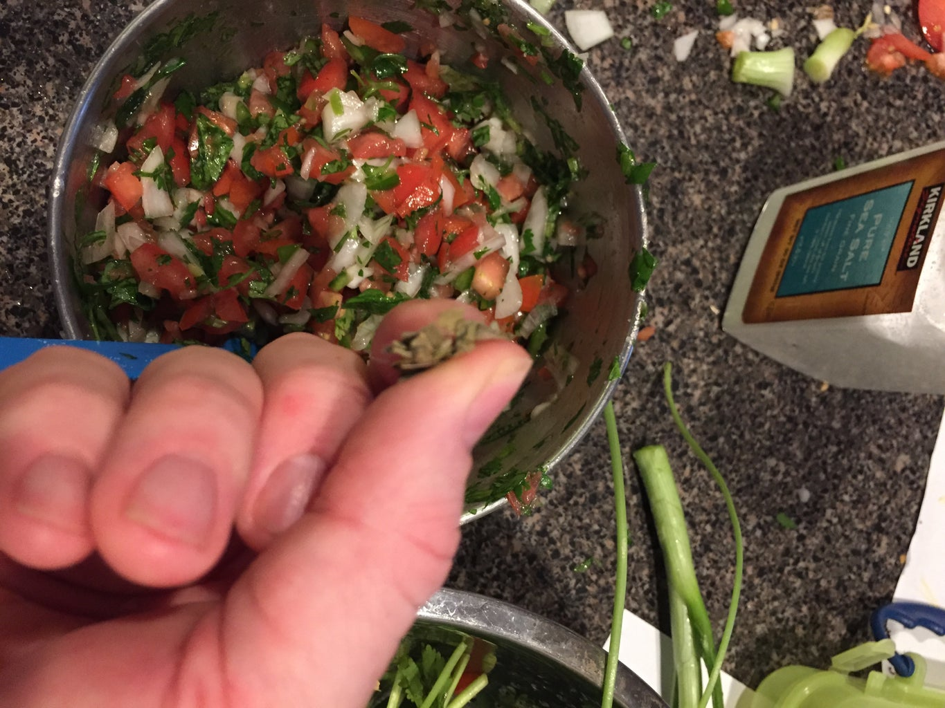 The Secret Is in the Mexican Oregano!