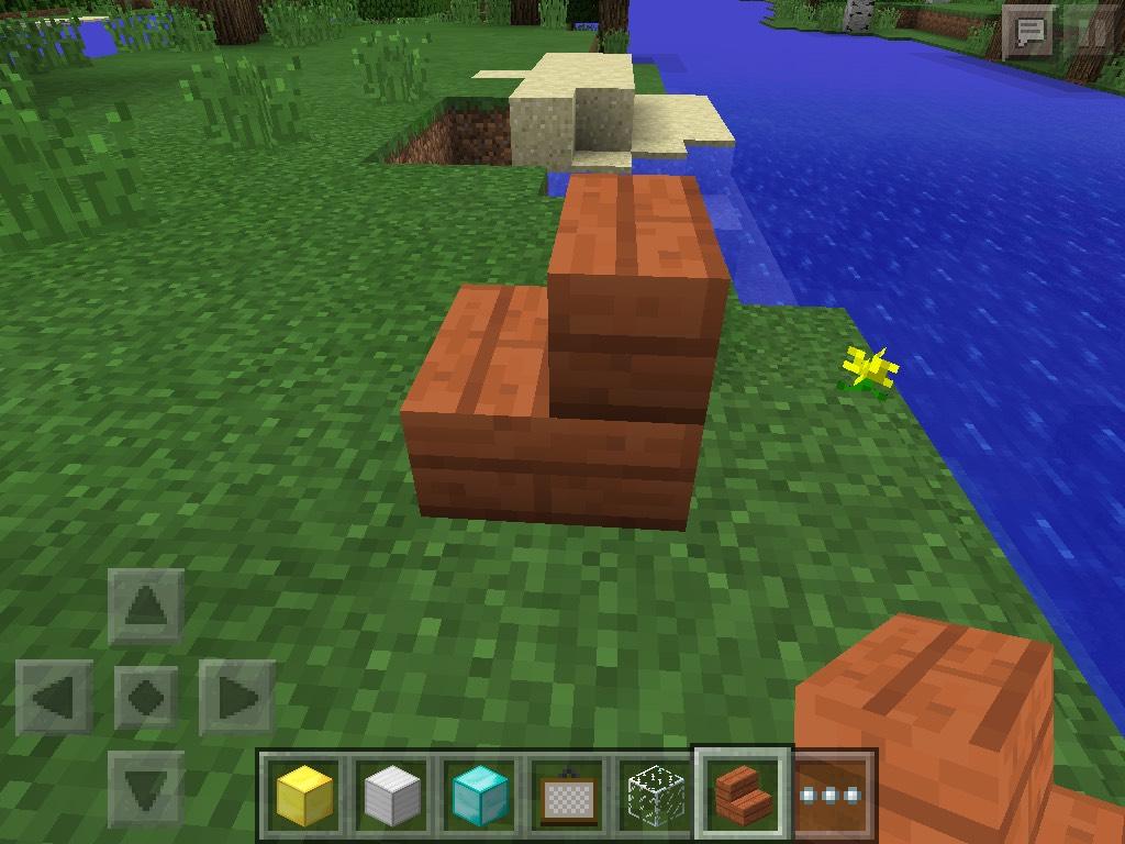 Minecraft:4 Top secret Hidden Doors