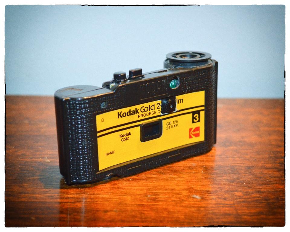 Instamatic Film Camera