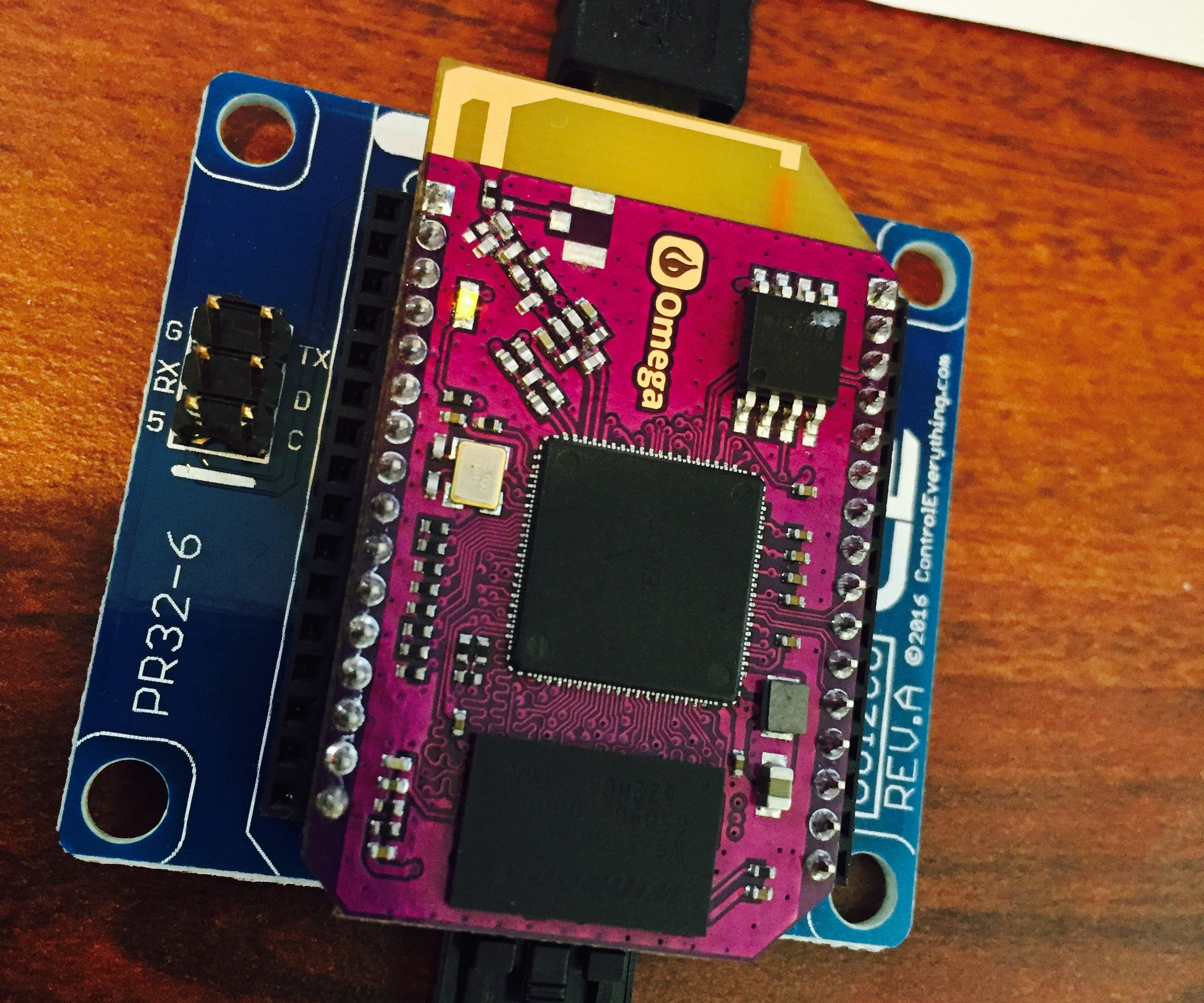 Smart WiFi Router Reboot Switch using Onion Omega 2 & 1