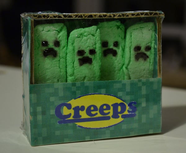 Creeps (Spicy Marshmallow Creepers)