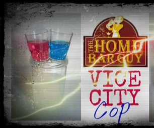 HOW TO MAKE THE VICE CITY COP COCKTAIL BOMB