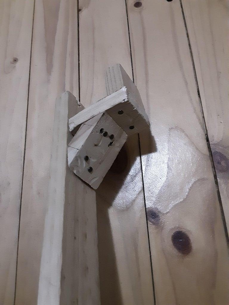 Nail the Wood