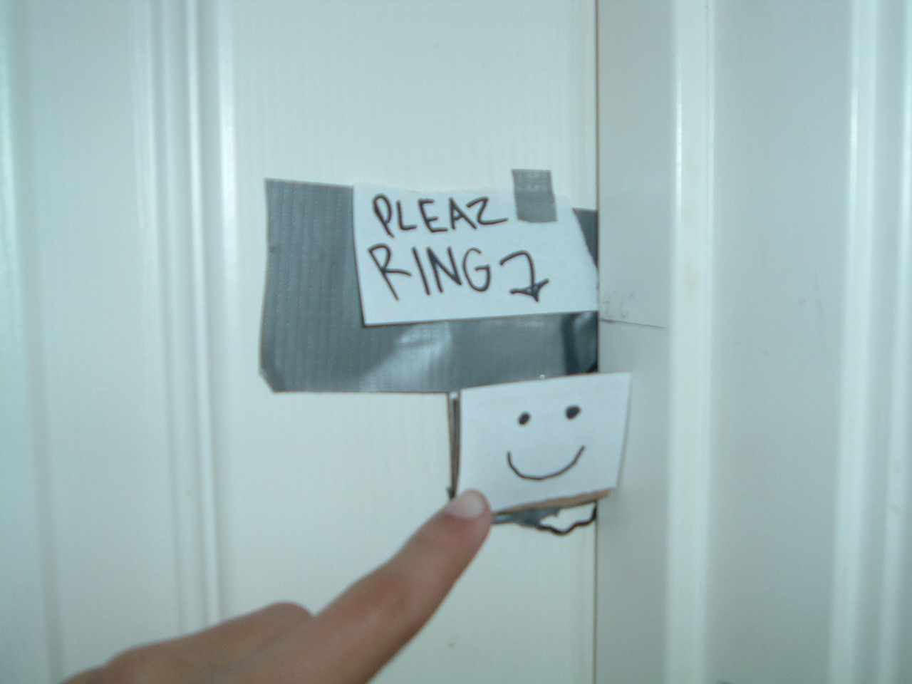Awesome Homemade Door bell