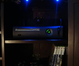 The Automatic XBOX Cooling System