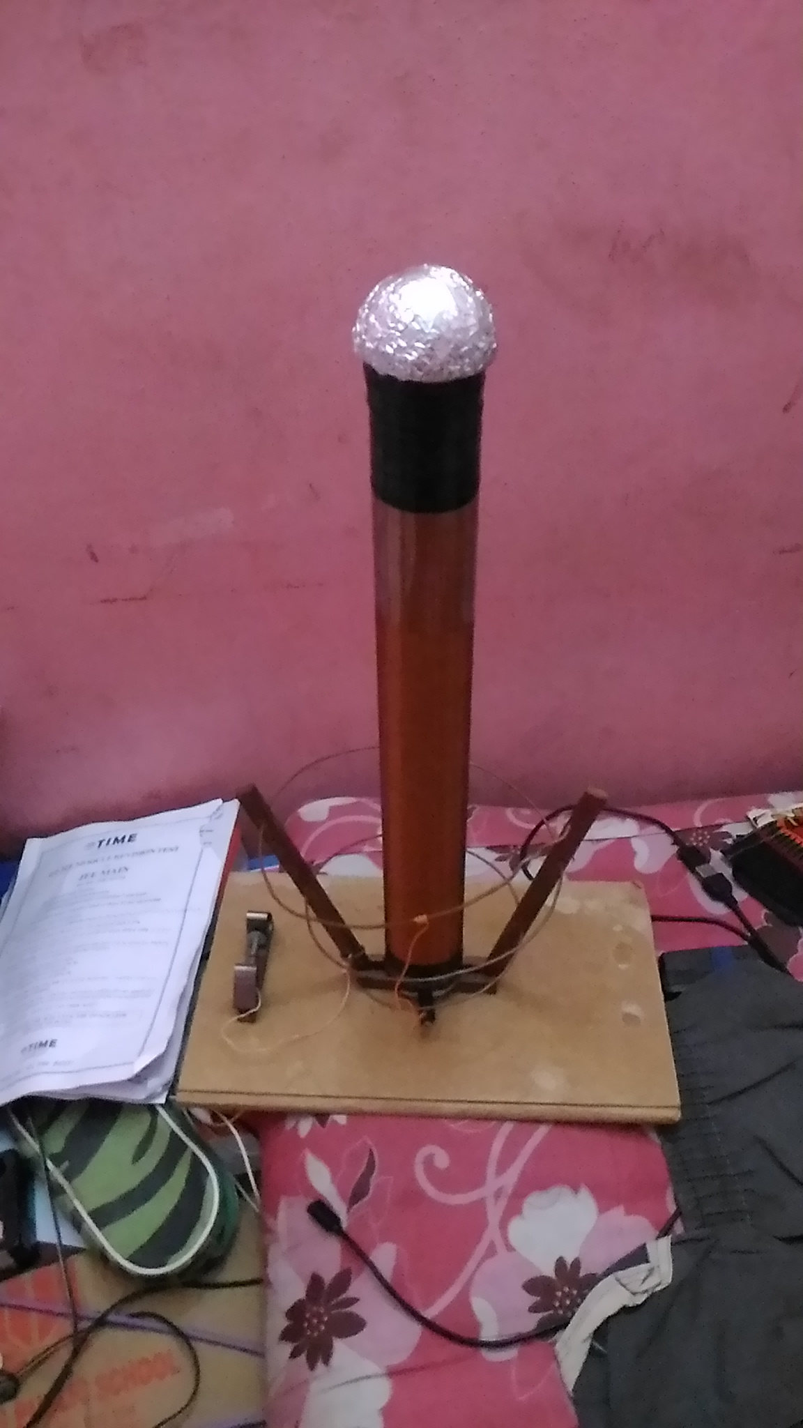 How to make a Tesla Coil