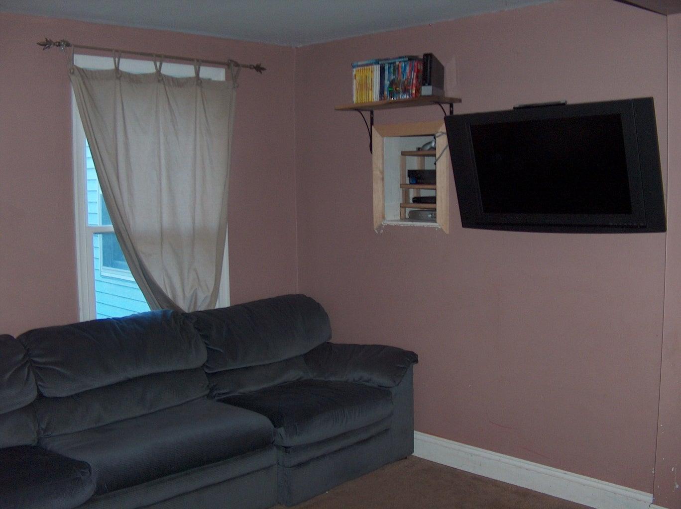 Reclaiming My Living Room