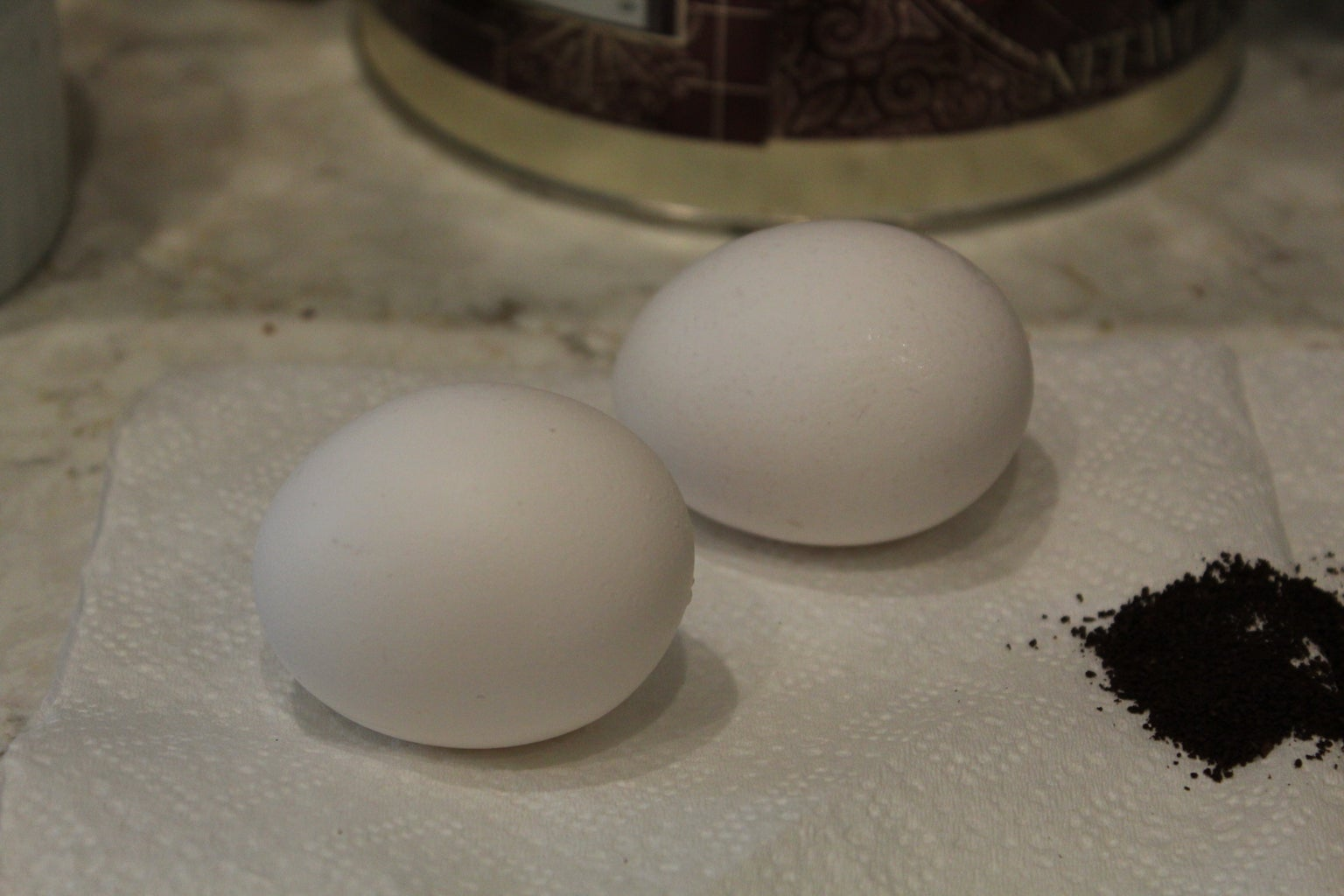 Subtract an Egg White