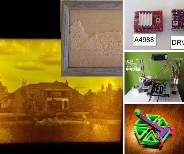 3D - Printers & Printings