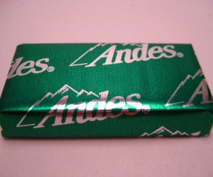 How to Open an Andes Mint