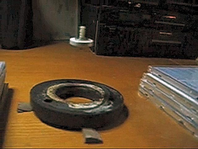 DIY levitation of a magnetic top