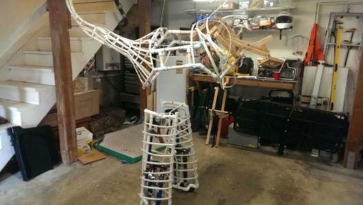 PVC Skeleton