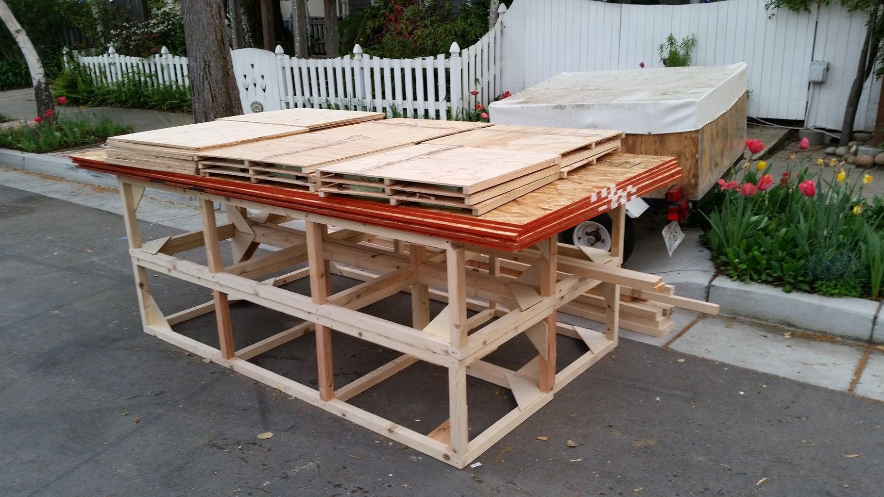 Step 3: Fabrication