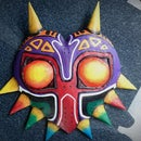 Majora's Mask (from the 'The Legend of Zelda- Majora's Mask' for N64)