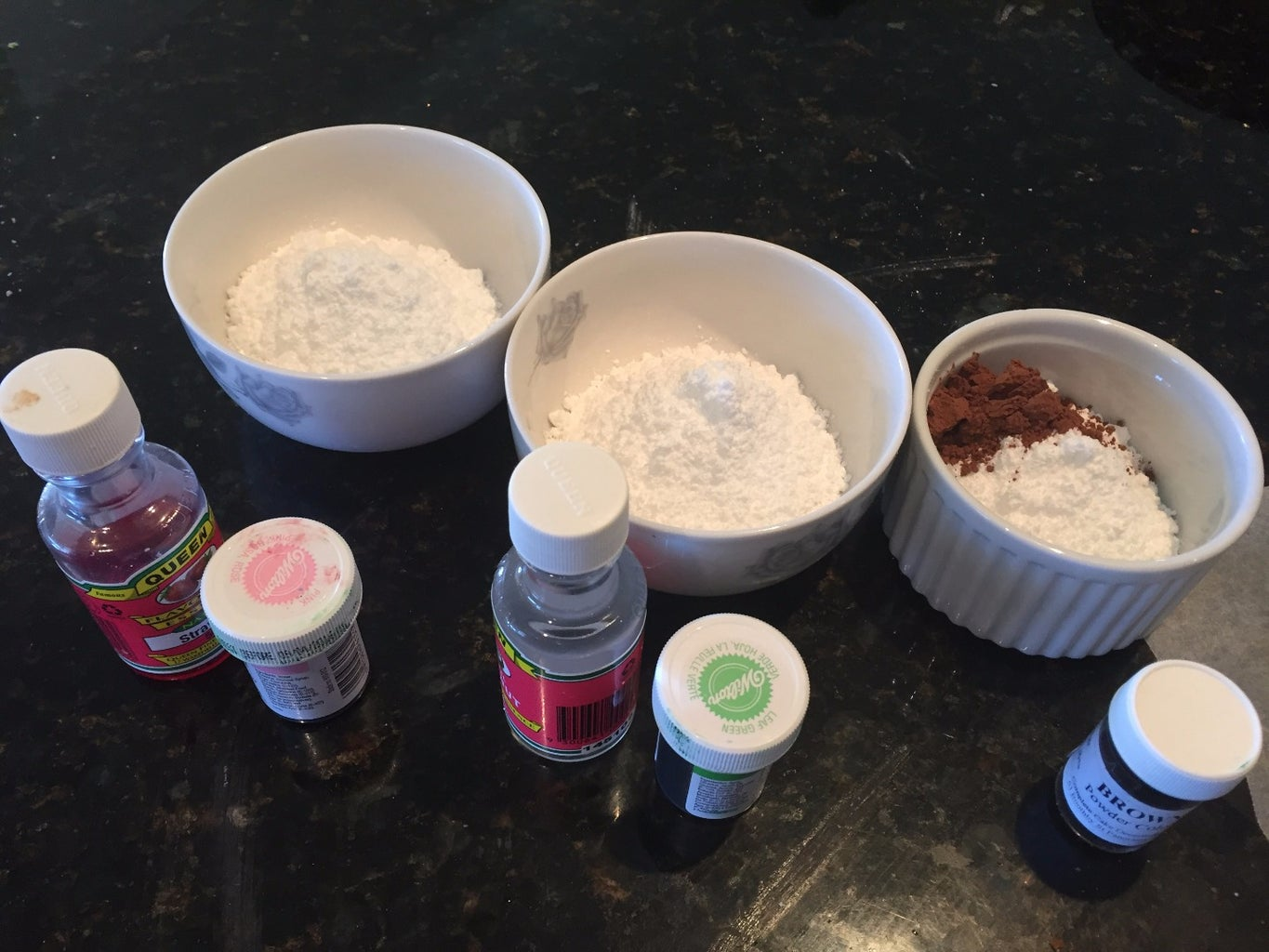 Basic Flavoured Icing
