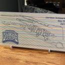 Largest US Skatepark Map Made in Skateboard Wood