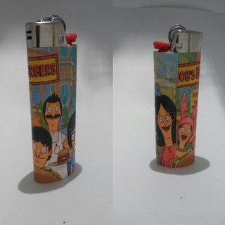 Light Up Your Lighter With Some Art