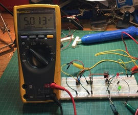 Over Voltage Protection for 5V Circuits