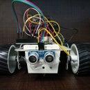 SELF OBSTACALES AVOIDING ROBOT