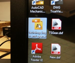 @TechShopMP Adobe Illustrator to Autodesk Inventor Hack