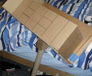 Cardboard Props: How to Make a Builders Hod