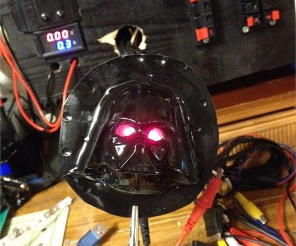 Darth Vader Continuity Tester
