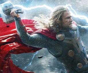 Mjolnir: Thor's Hammer!