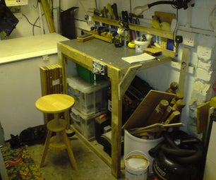 My Little Workshop/Utility Room/Cathouse.