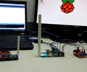 Use Lora Shield and RPi to Build a LoRaWAN Gateway