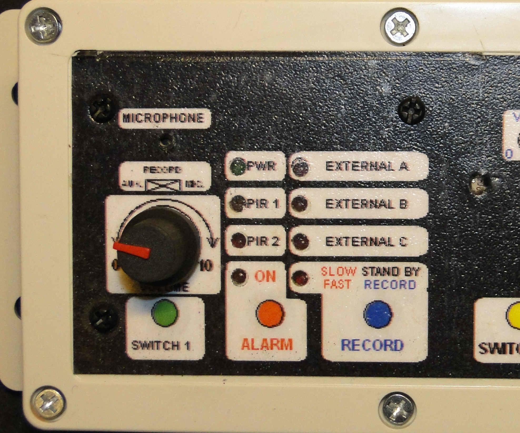 UNIVERSAL PCB FOR ATtiny-84