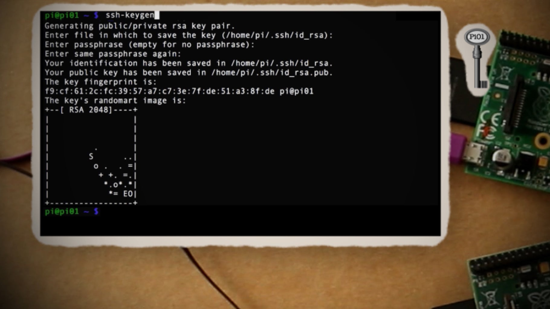 Verifying Host Keys